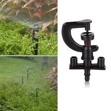 50X Greenhouse Sprinkler Micro Sprinkler Wheel Lawn Irrigation Garden Tool Kit