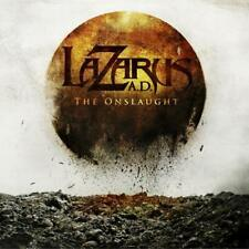 Lazarus A.D Il Onslaught- CD E75