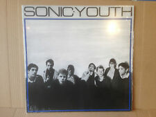 SONIC YOUTH FIRST LP REPRESS