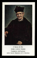 santino-holy card B.LUCA PASSI
