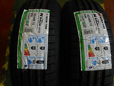 2x 185/60 15 NEXEN NBLUE 84H 1856015 2x QUALITY CAR TYRES EXCELLENT WET GRIP