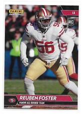 2017 Panini Instant NFL All-Rookie Team Reuben Foster Card - 1 of 300