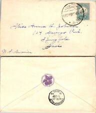 1909 TURKEY SINGLE TO UNITED STATES  SEE SCAN 196
