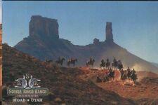 RECLAME 0053 pubblicità WWW.SILKROCKCICLES.COM moab utah USA cartolina