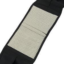 Infrared Magnetic Back Brace Posture Belt Lumbar Support Lower Pain Massager GA