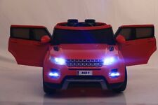 2018 RED RANGE ROVER SPORT HSE STYLE 12V ELECTRIC KIDS CHILDS RIDE ON JEEP CAR