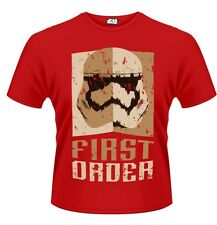 Star Wars The Force Awakens Stormtrooper First Order... T-Shirt Unisex Taille XL