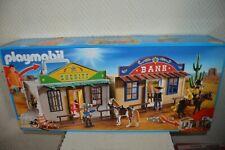 Pièce du set 4398 bank bureau du shériff Western charnières Playmobil