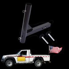New listing Rv Trailer Hitch Receiver Flagpole Mount Holder Truck Car Camper Flag Pole Hold