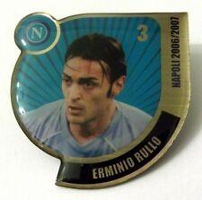 Pin Spilla Calcio Napoli 2006/2007 - Erminio Rullo