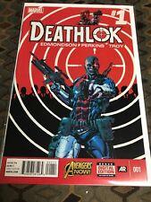 Deathlok 001 (9.6-9.8 Unread)
