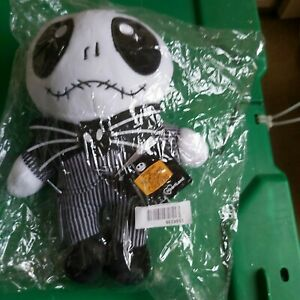nightmare before christmas soft plush toy