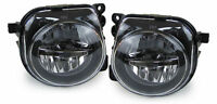 CLEAR REPLACEMENT LED FOG LIGHTS FOR BMW F10 & F11 5 SERIES & GT F07 NICE GIFT