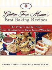 Gluten Free Mama's Best Baking Recipes (Paperback or Softback)