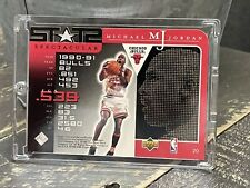 Michael Jordan Card - 1999 SP -AUTHENTIC - DIE CUT INSERT RARE -BULLS JERSEY #23