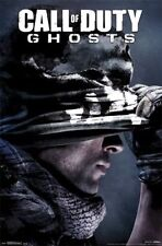 2013 ACTIVISION CALL OF DUTY GHOSTS KEY ART POSTER  NEW 22x34 FREE SHIPPING