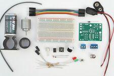 Op Amp Comparator 741 Beginners Electronics Prototyping Breadboard Kit