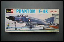 RARE 1960's Royal Navy McDonnell F-4K Phantom 1/72 KIT