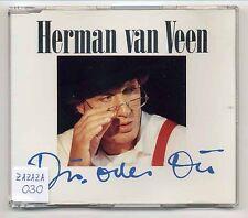 Herman van Veen Maxi-CD Du oder Du - 3-track CD - 861 573-2