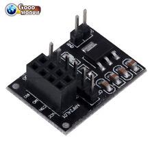 2PCS Socket Adapter plate Board for 8Pin NRF24L01+Wireless Transceive Module 51