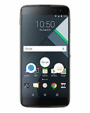 BlackBerry DTEK60 Factory Unlocked Phone - Earth Silver - USA Warranty Brand New