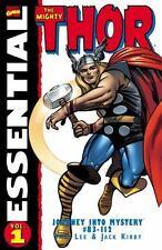 Essential Thor, Vol. 1 (Marvel Essentials), Stan Lee