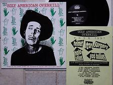 Ugly American Overkill  Vinyl LP  God Bullies Helmet Tar Boss Hog Surgery Crows