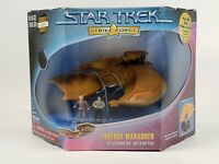 1997 Playmates Star Trek Strike Force Ferengi Marauder Action Vehicle Ship