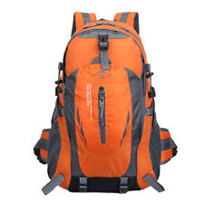 55L Waterproof Backpack Durable Outdoor Sport Hiking Climbing Camping Day Packs