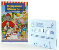 Benjamin Blümchen 90 Das Zoojubiläum KIOSK Hörspiel MC Kassette