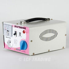 110-220 Transformer (Adjustable) 3KVA up Model 5000U Made in Korea