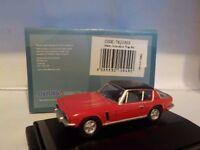 Jensen Interceptor, -  Red, Model Cars, Oxford Diecast