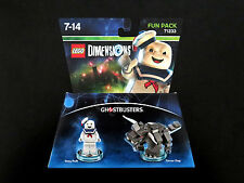 Lego Dimensions Ghostbusters Stay Puft Fun Pack - 71233