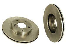 Front Disc Brake Rotor Opparts 405 38 143 Fits Nissan Maxima Infiniti I30 88-99