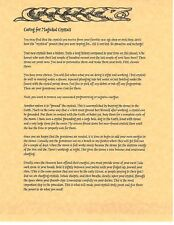 Book of Shadows Spell Pages ** Caring For Magickal Crystals ** Wicca Witchcraft