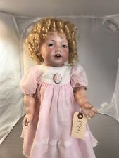 """18"""" Antique German Bisque Head 237 Kestner Hilda Doll Rare Toddler Body"""