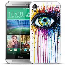 Sac Téléphone Portable HTC Desire 728 G Housse de Protection en Silicone Cover Backcover Coque Case
