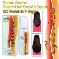 Long Hair Faster Growth Genive serum 60ml helps hair grow longer with Track no.