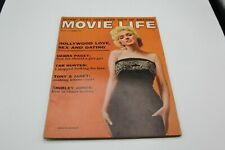 New listing MOVIE LIFE, HOLLYWOOD LOVE, SEX AND DATING. MARILYN MONROE. 1956 VOL. 19 NO. 5