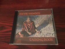 STEVIE WONDER - Talking Book -  CD - CANADA First Press