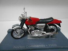 NORTON COMMANDO 1969 BIKE MOTO ALTAYA IXO 1/24