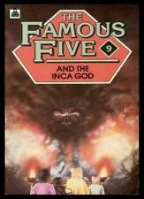 The Famous Five and the Inca God (Knight Books),Claude Voilier, Bob Harvey