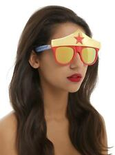 DC Comics Official Licensed WONDER WOMAN Cosplay CROWN SUNGLASSES Costume Prop