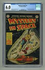 Mystery in Space #5 CGC 6.0 1951 1995107019