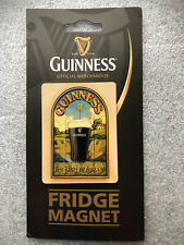 Guinness Refigerator Magnet - New (other)