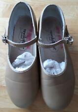 revolution Tan tap shoes UK2