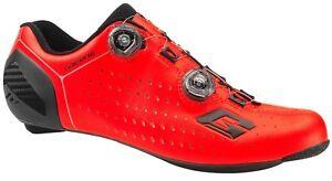 Gaerne Carbon G.Stilo Road Cycling Shoes - Red (Reg. $519.99) Italian Sidi Crono