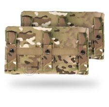 Crye Precision JPC Long Side Armor Plate Pouch Set - Size 2 - Multicam