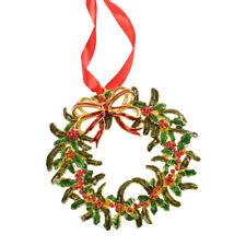 Christmas Toys 2019 Pendente Corona 12cm acciaio Villeroy & Boch
