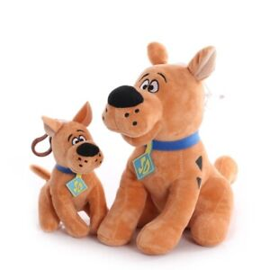 Cartoon Cute scooby doo Dog Plush Toys Soft Stuffed Animals Doll Cartoon